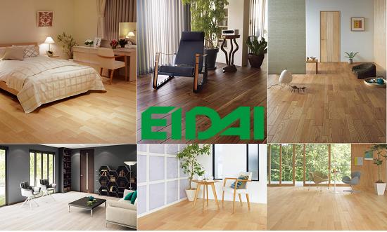 Sàn gỗ của EIDAI đạt chất lượng đỉnh cao 1