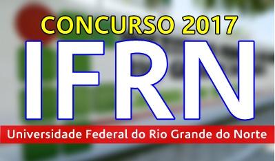 Concurso IFRN 2017