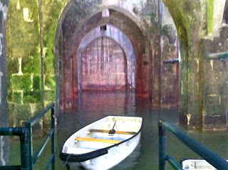The Arches Pool Ramla Israel