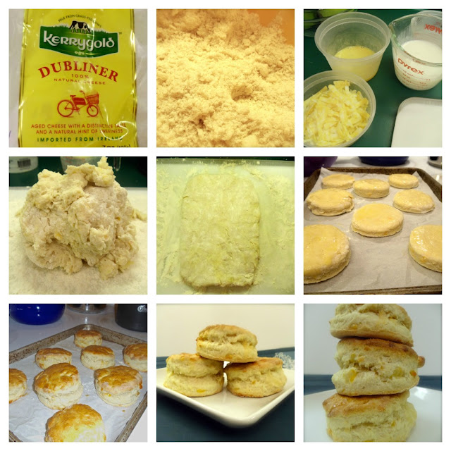 Jalapeno Cheddar Biscuits by KaceyCooks.