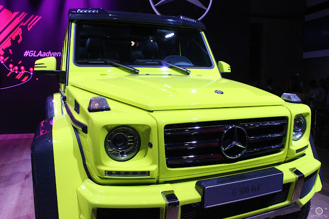 Mercedes G 500, Auto Expo 2016, india, shashank mittal, shashank mittal photography