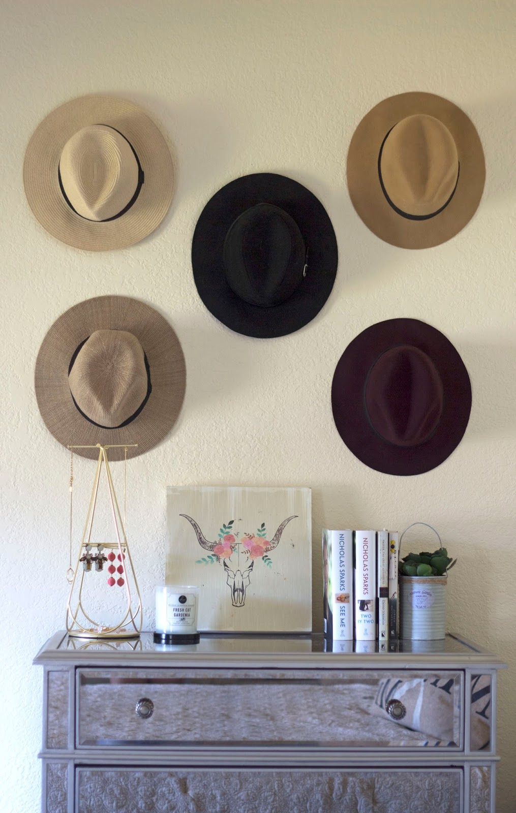 Hats On The Wall