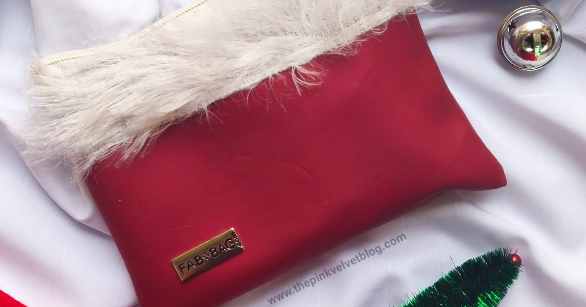 December 2018 FAB BAG Unboxing and Review