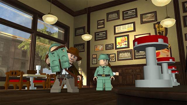 LEGO Indiana Jones 2: The Adventure Continues Screenshot-3