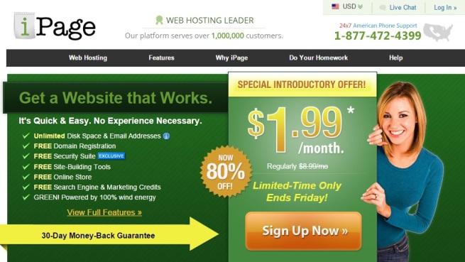 ipage-hosting