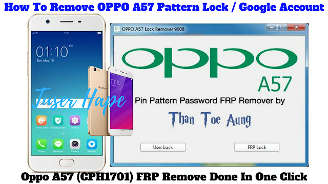 Oppo A57 Edl Mode Test Point
