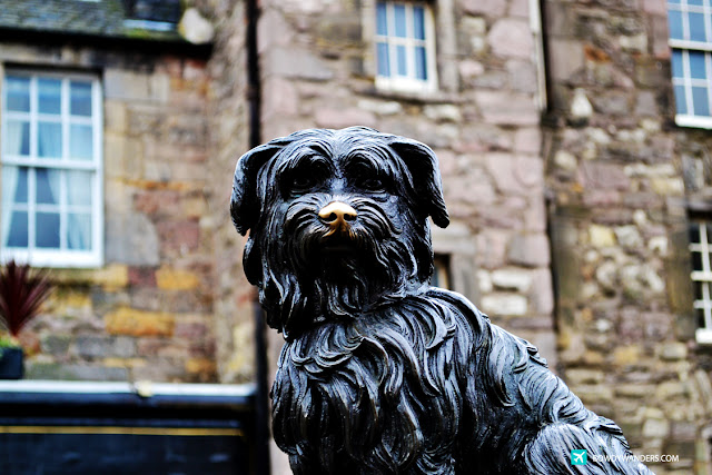 bowdywanders.com Singapore Travel Blog Philippines Photo :: Scotland :: Greyfriars Bobby in Edinburgh: This is One Legit Reminder Why You Need to Have a Dog