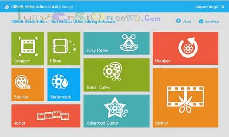 Download GiliSoft Video Editor Latest Full