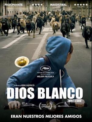 Feher isten (White God) 2014 DVD R1 NTSC Latino