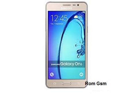 Firmware Download Samsung Galaxy On5 SM-G550FY