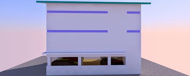 Arsitek Kantor Sederhana