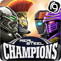 Real Steel Boxing Champions Unlimited (Coins -  Money) MOD APK