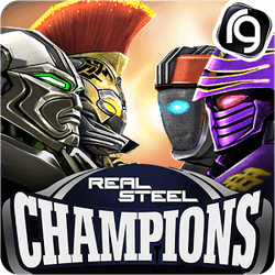 Real Steel Boxing Champions - VER. 2.4.128 Unlimited (Coins -  Money) MOD APK