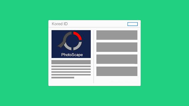 photoscape - Kored ID