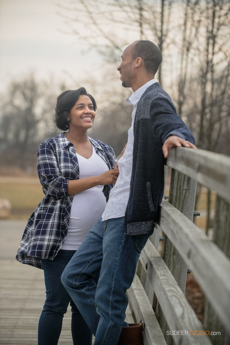 Maternity Photography Outdoors in Livonia by Ann Arbor Maternity Portrait Photographer
