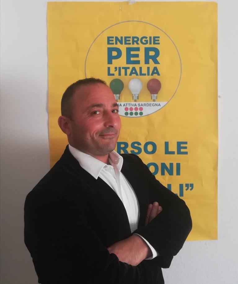 Elezioni Regionali 2019 Candidato Consigliere Mauro Secci Energie