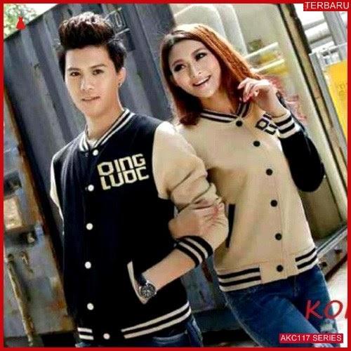 AKC117J50 Jaket Couple Pasangan Anak 117J50 Pasangan Qing BMGShop