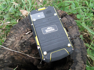 Hape Outdoor Snopow M6 Seken Android IP67 Water Dust Shock Proof