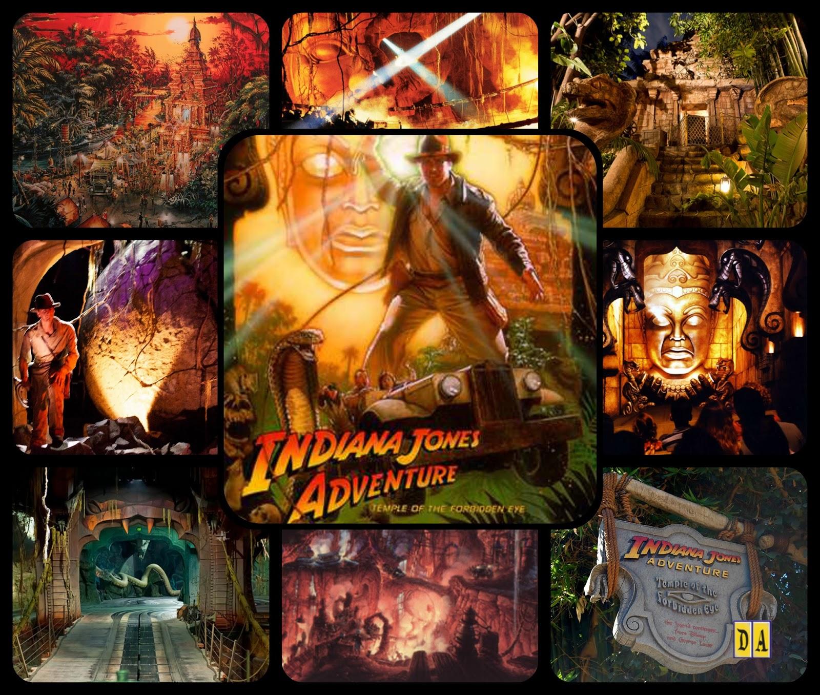 disney avenue the making of disneyland 39 s indiana jones adventure video. Black Bedroom Furniture Sets. Home Design Ideas