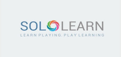 تطبيق SoloLearn لتعلم البرمجة عبر الهاتف الذكي