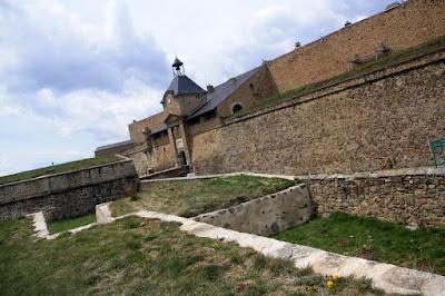 Castillo de Mont-Louis