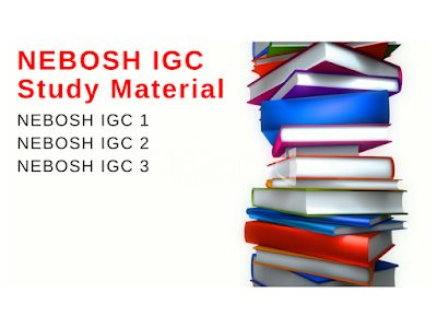 NEBOSH IGC Questions and Answers 2018