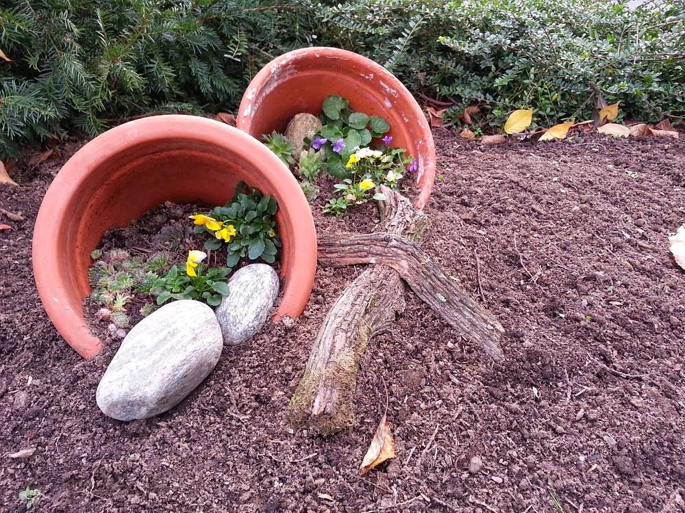 Gartenspaziergänge Mit Ull Rike Oktober 2013