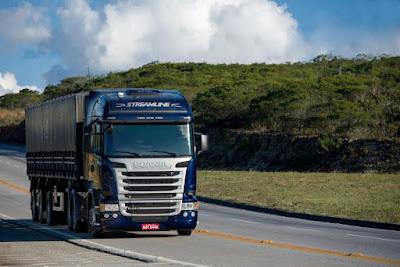 Scania R440 segue na liderança do mercado de caminhões