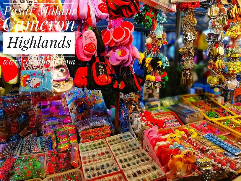 Apa Yang Menarik Di Pasar Malam Cameron Highlands Belog Zai Zamree