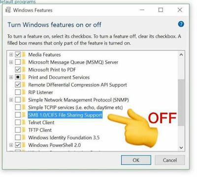 طريقة-حذف-وإزالة-فيرس-WannaCry
