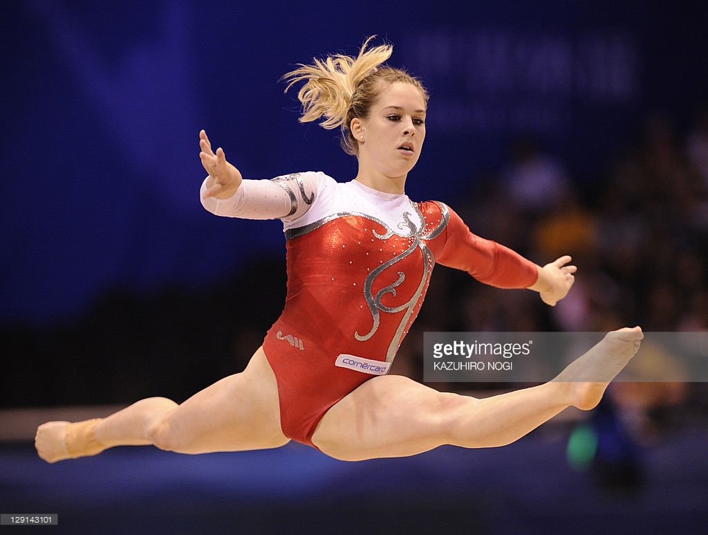 Sexy Gymnast Pictures