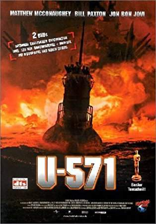 U-571 (2000) [BRrip 1080p] [Latino] [Bélico]