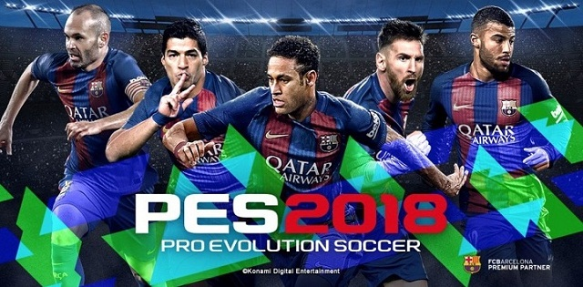 Pro Evolution Soccer 2018 Full Cracked by CPY [21GB]
