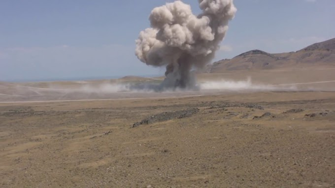 Explosión de una mina en Bir Genduz (Sáhara Occidental) deja dos heridos
