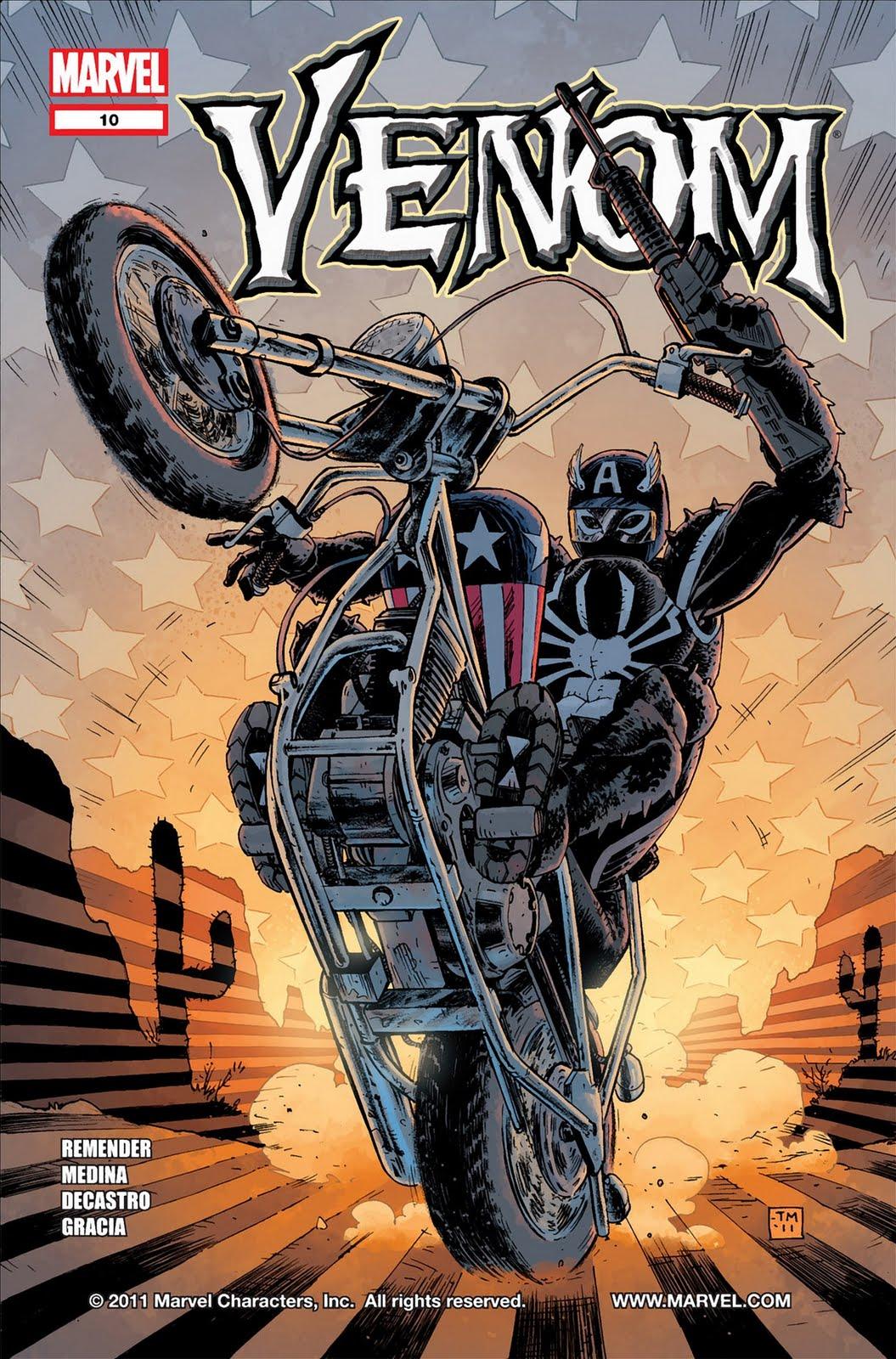 Venom # 10 review