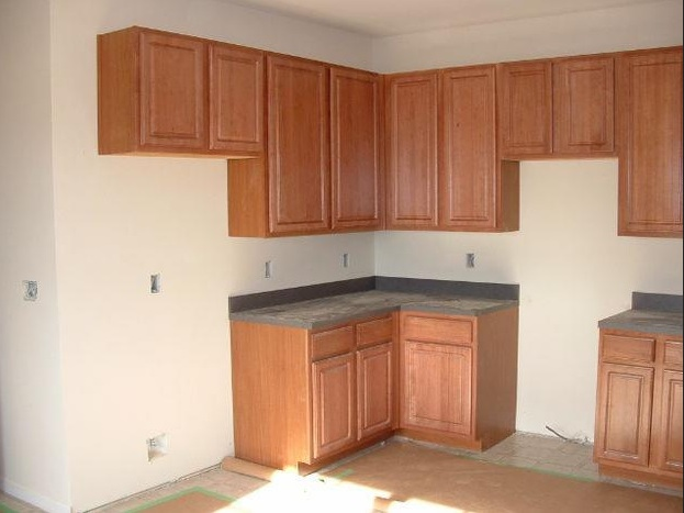 How To Paint Pressboard Kitchen Cabinets