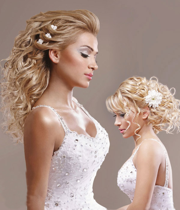 Beautiful Bridal Hairstyle For Long Hair: Beautiful Hairstyles Part 5