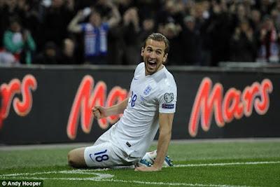 Harry Kane wants England captaincy