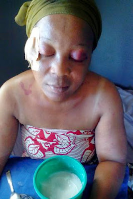 Top Politicain In Ogun State Allegedly Batters Wife