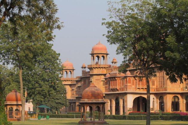 Laxmi Niwas Palace, Bikaner, Rajasthan