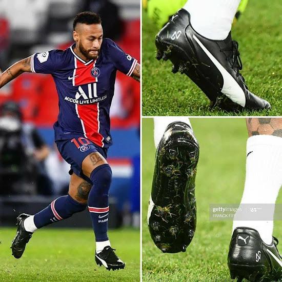 Modified For Neymar Black White Puma King Platinum Neymar Boots Launch Soon Footy Headlines