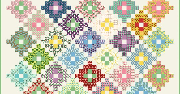 Sisters And Quilters New Quilt Kits And A Flash Sale On