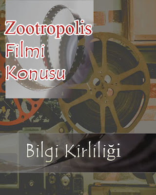 Zootropolis film konusu