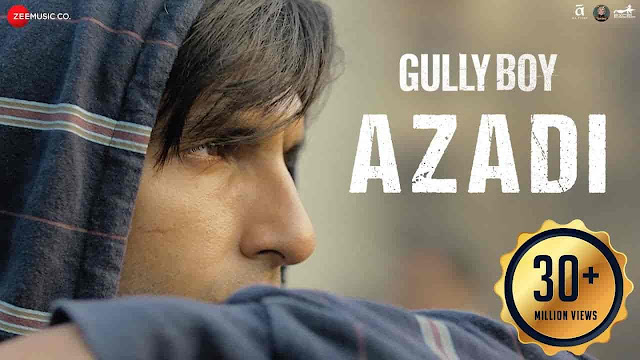 Azadi Lyrics - Gully Boy | Divine, Dub Sharma