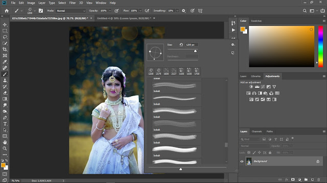 150+ free bokeh brushes photoshop, photoshop bokeh brush tutorial