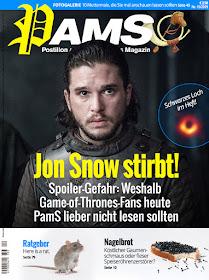 Jon Snow Stirbt