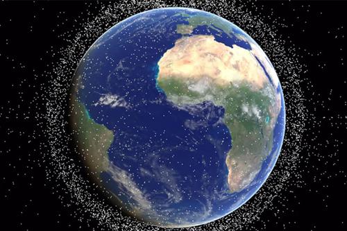 Satélites de internet lançados por empresas como Google e SpaceX nos próximos anos vão poluir a órbita da Terra