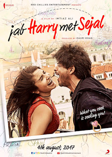 Jab Harry Met Sejal Movie Posters