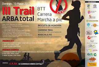 Trail ARBA Total 2017