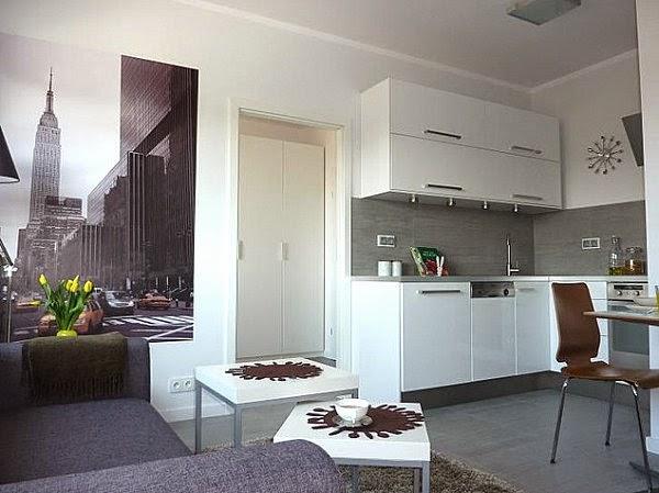 Desain Ruang Tamu Kecil Minimalis Sederhana